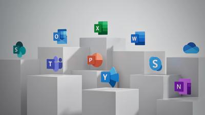 Office系列新icon 圖文分離更現代化