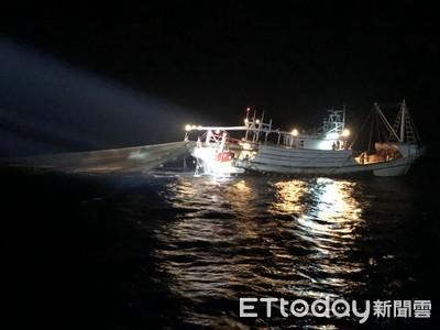海巡取締捕魚 今年查獲29件33船