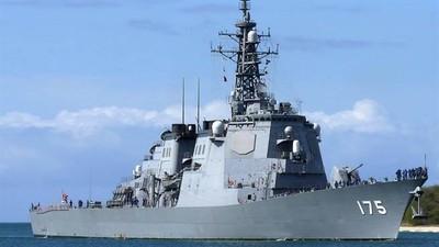 日本擬派艦參加青島國際閱艦式