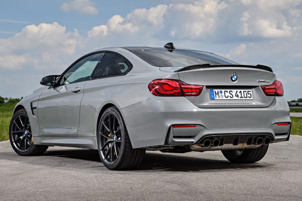 ▲手排跑車10年後消失!BMW開發主管:「最終會死在M4懷裡」。(圖/翻攝自BMW)