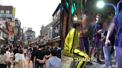 首爾街頭被韓國人問路?小心是宗教詐騙 強迫穿喪服祭祀還逼捐錢