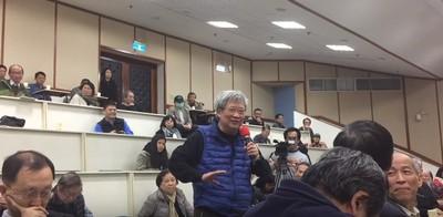 台大前教授王曉波中風 緊急送醫