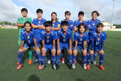 奧運女足資格賽中華分B組對中國
