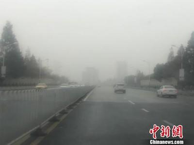 2018最嚴重霧霾 陸82城市發預警