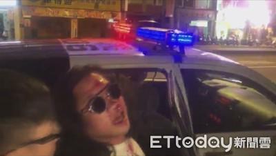 喝醉跌倒太丟臉 男毆運將:司機打人