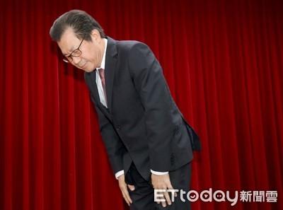 李應元下台負責 盼再給執政黨時間