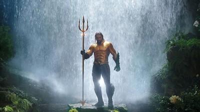 天生就是要當上《水行俠》! 傑森摩莫亞私底下也是海洋之子