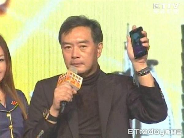 ▲嚴凱泰曾力挺HTC,王雪虹:感到相當不捨與惋惜。(圖/資料畫面)