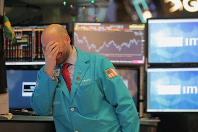 亞股全面下挫 港股開盤一度大跌500點
