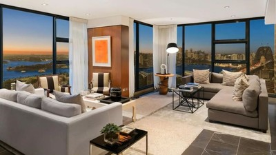 澳洲房價慘跌 奶茶妹折價9千萬賣豪宅