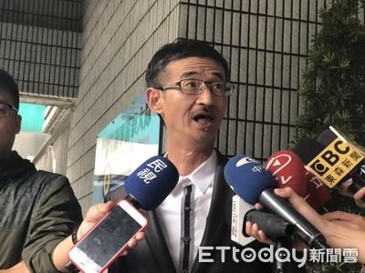 要柯網軍「砍頭來見」 吳祥輝被控恐嚇不起訴