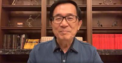 陳水扁遊花博享工作人員開道 目擊者轟耍特權