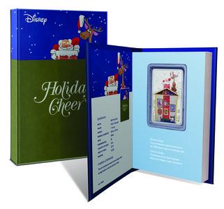 迪士尼聖誕銀幣 開始銷售