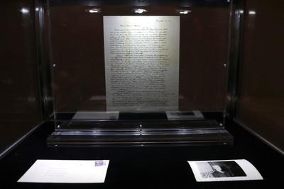 愛因斯坦親筆「上帝之信」8000萬拍出