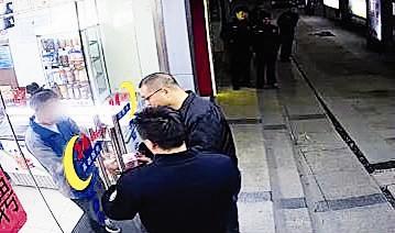 刺人質拿贖金 黑衣男左肩中彈死亡