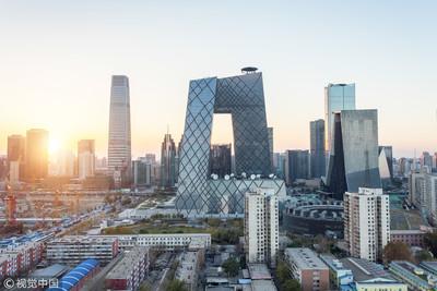 外資湧入中國一線城市買大樓