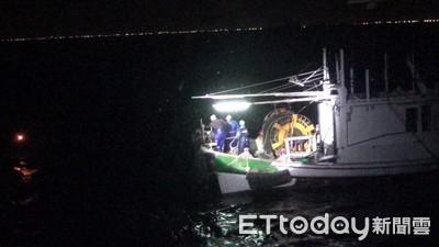 台南海巡隊 查獲違法拖網