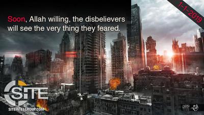 ISIS預告對紐約發動襲擊