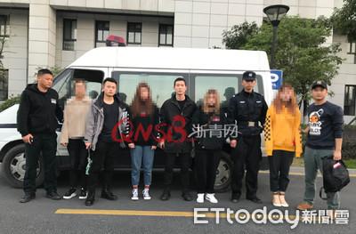 連偷超市小物 杭州4大一生被逮