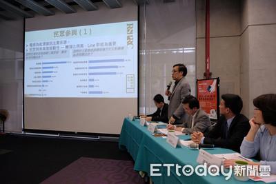 44%民眾誤認台灣發電主力是核能