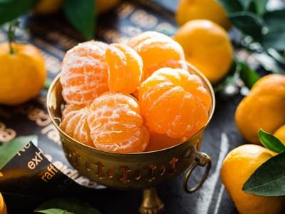 一天一顆橘,食道癌遠離你