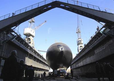 俄2潛艦突入黑海軍演 烏克蘭進入緊急狀態