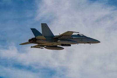 駐日美軍機相撞 疑空中加油訓練墜機