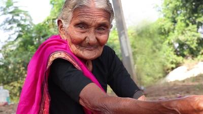 全球最老YouTuber 107歲印度老奶奶辭世