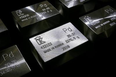 賺翻了!地表最貴金屬鈀金價格創新高 黃金乾瞪眼