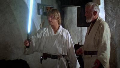 路克《星戰》原味光劍拍賣值600萬