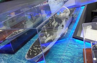 泰國軍購大陸研發「071E登陸艦」