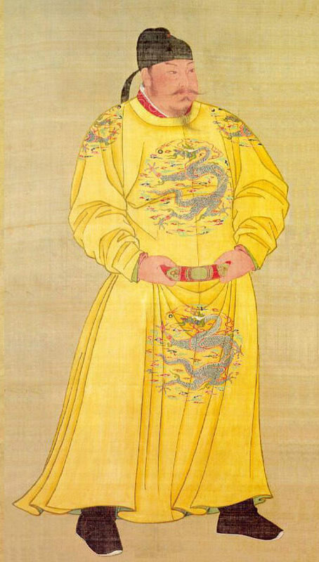 ▲唐太宗。(圖/維基百科)