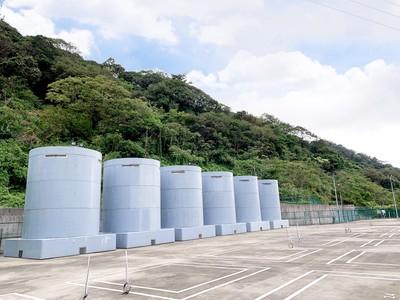 核二用過核廢料貯存計畫環評修正通過!