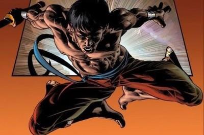 漫威超級英雄電影《上氣》被批辱華
