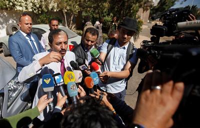 葉門叛軍代表抵瑞 有望結束內戰