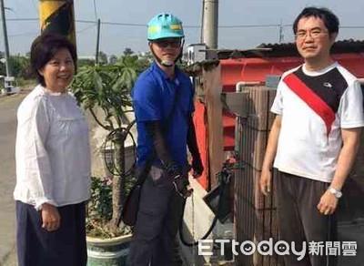 台南善化坐駕里 居民喜迎自來水