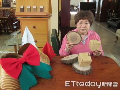 南市環保局12月拍賣肖楠木盒、樟木香片