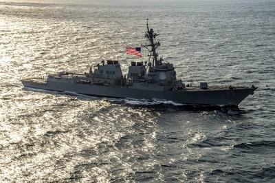 美艦駛進西沙海域 解放軍南部戰區回應