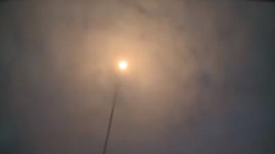 東海岸神秘飛彈 清晨試射爆巨響