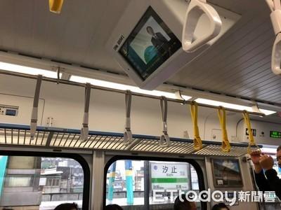 汐止開往基隆電車線沒電 1萬旅客受影響