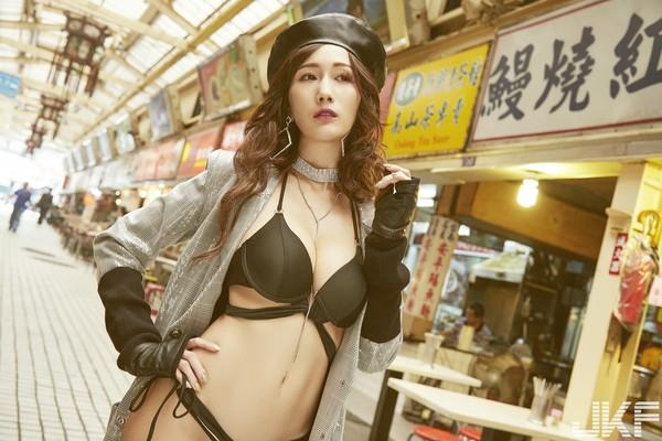 ▲▼「日本AV界神乳」羞曝私密性愛! 台灣獻出。(圖/JKF提供)