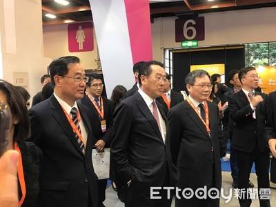 台北金融科技展 請來英國純網銀大咖
