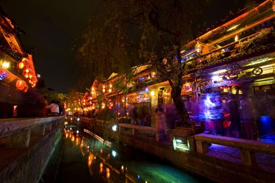 去中國雲南賞雙古城、雪山過好年