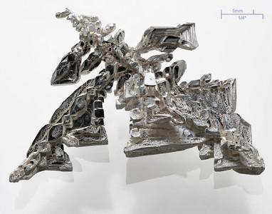 河南洛寧發現1510噸銀礦