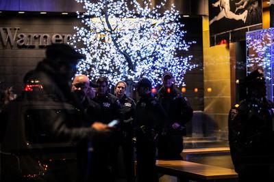 紐約市現可疑包裹 FBI急查美國威脅