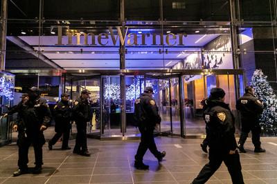 紐約CNN收炸彈威脅 直播中斷