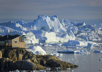 格陵蘭融冰速度異常!破350年紀錄