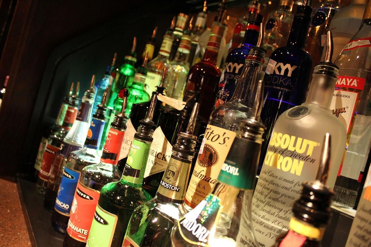 ▲酒,烈酒。(圖/取自pixabay)