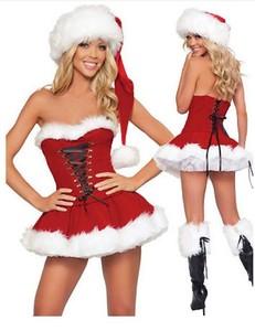 辣媽買性感聖誕裝 寄來的尺寸卻太小