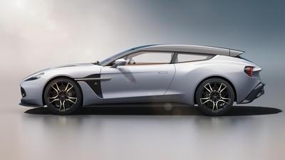 Aston Martin限量獵跑官方照曝光